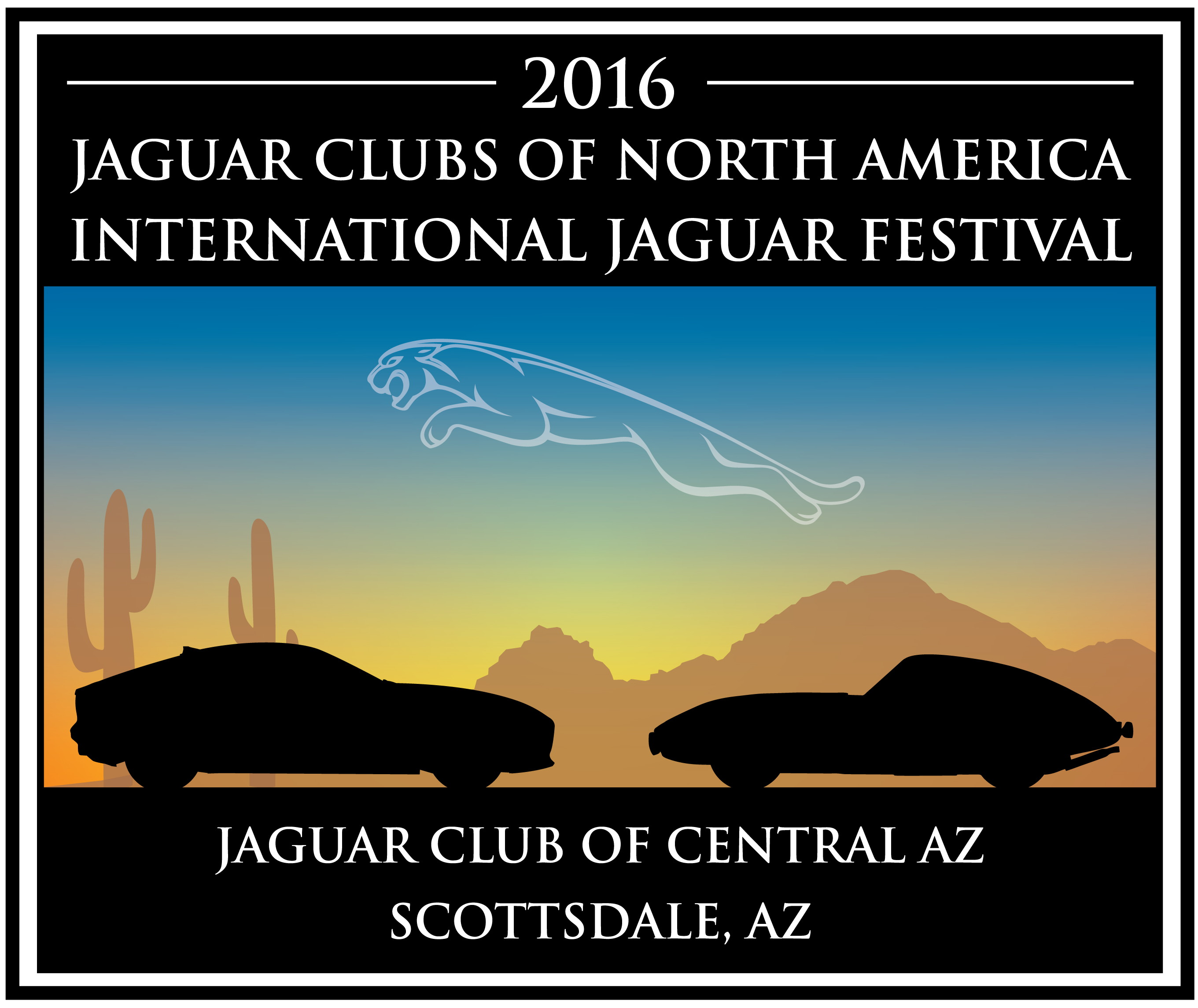 Thanks For the Memories - 2016 International Jaguar Festival