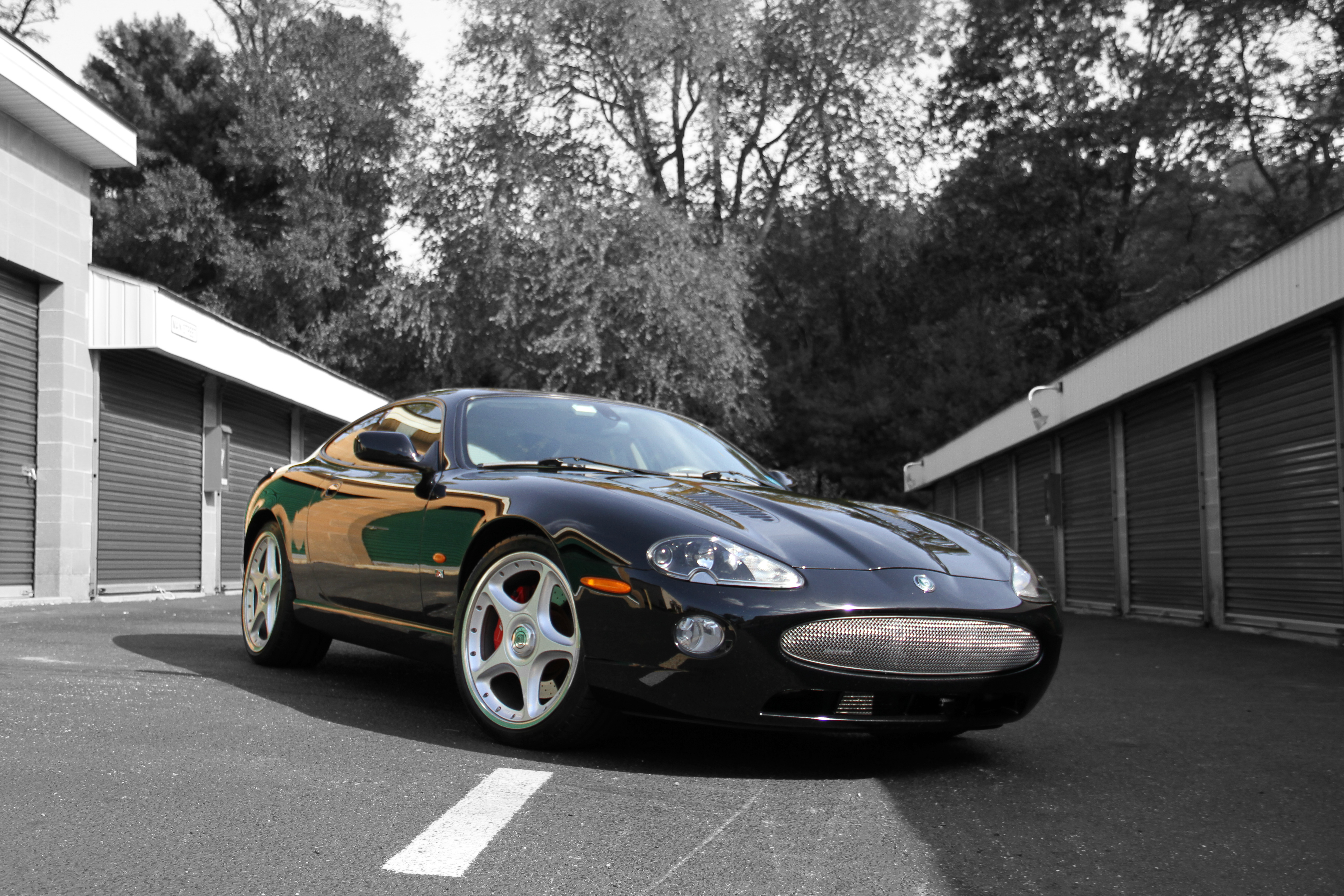 2005 XKR Coupe