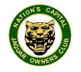 Nation's Capital Jaguar Owners Club