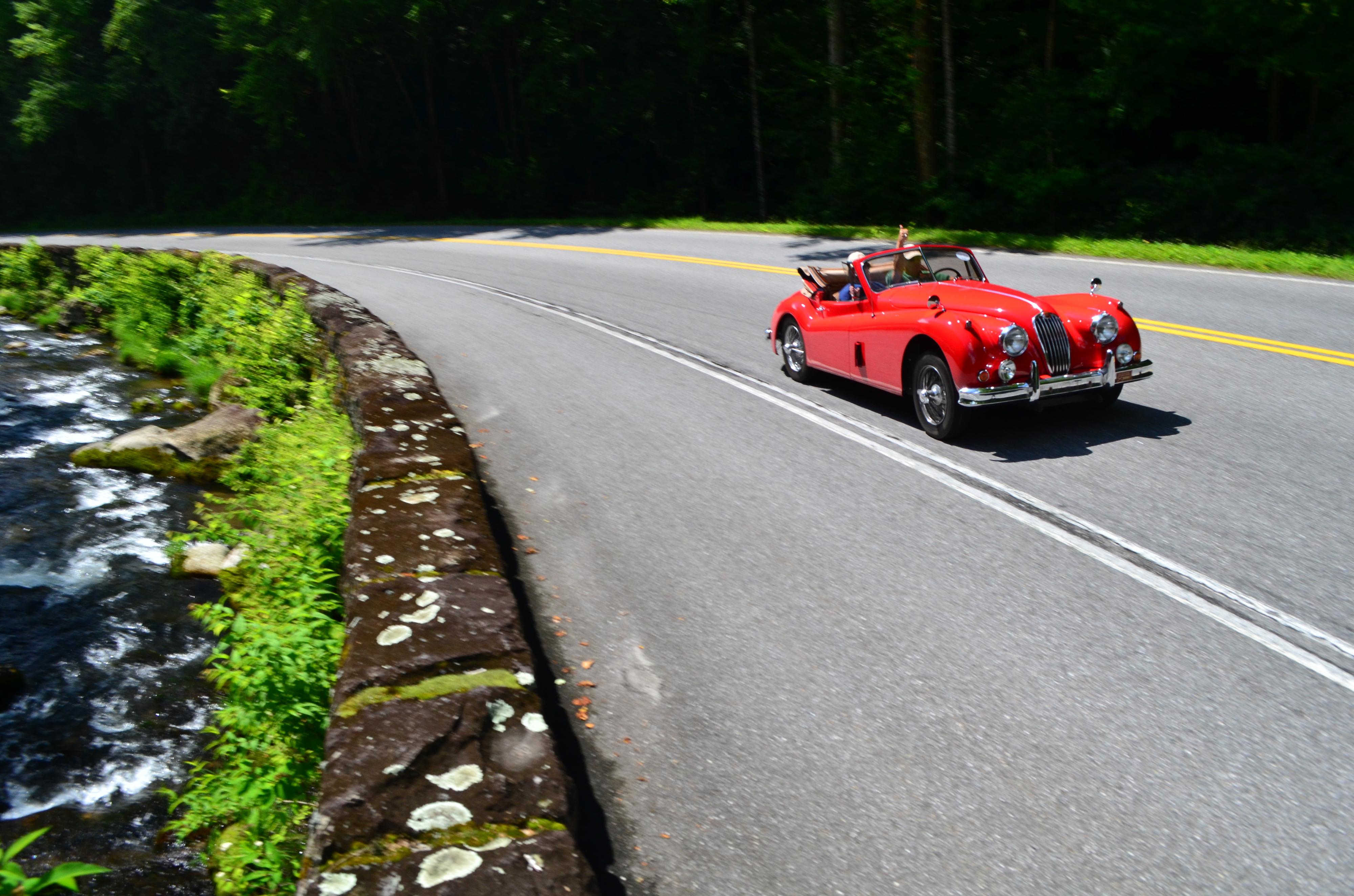 XK 140 overheating | Jaguar Clubs of North America