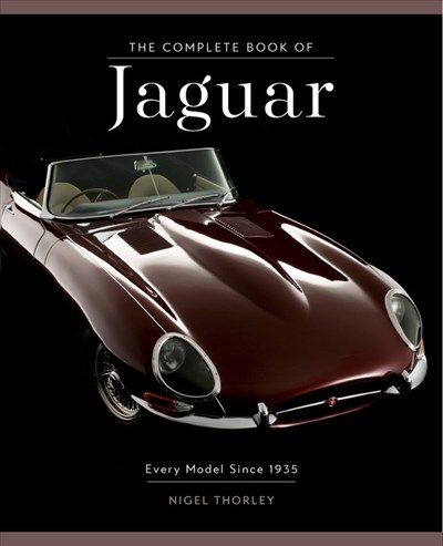 The Complete book of Jaguar by Thorley