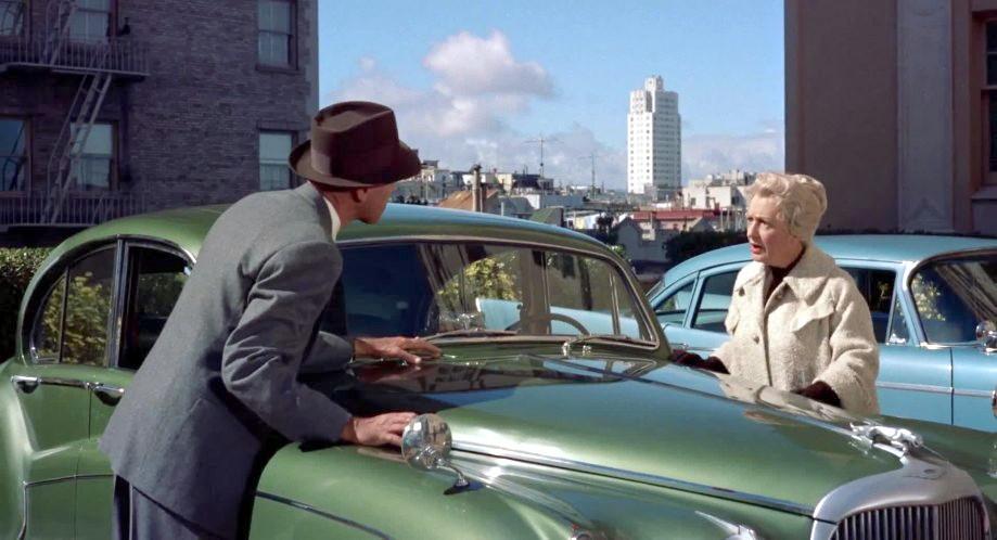 The Car In Hitchcock S Vertigo Jaguar Clubs Of North America