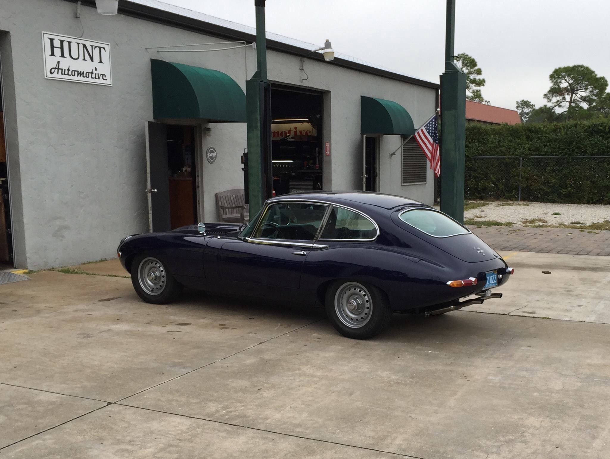 My Modified 69 2+2 E Type
