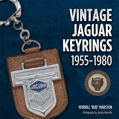 Vintage Jaguar Key Rings 1955-1980